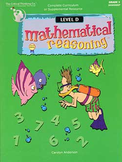 Go to Mathematical Reasoning Level D 9781601441614