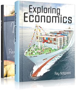 Go to Exploring Economics by Notgrass Company