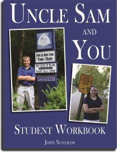 Uncle Sam And You Student Workbook 9781609990534 The Notgrass Company
