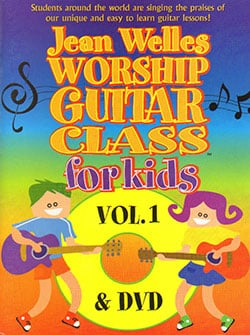 Worship Guitar Class for Kids 0970836236