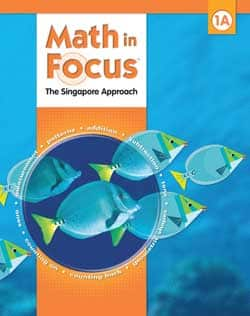 Go to First Grade Math in Focus Singapore Approach