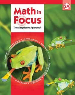 Go to Second Grade Math in Focus Singapore Approach