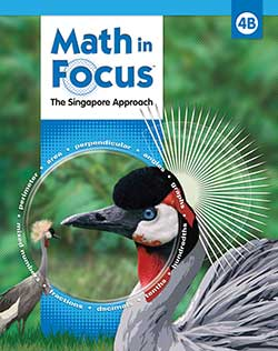 Go to Fourth Grade Math in Focus The Singapore Approach
