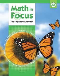 Go to Third Grade Math in Focus The Singapore Approach