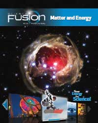 Go to ScienceFusion Module H: Matter and Energy