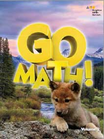 Go Math! Homeschool Package for First Grade 9780544875012