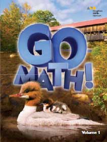 Go Math! Homeschool Package for Second Grade 9780544875029