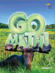 Go to Go Math! Grade 3 Homeschool Package 9780544875036 By Houghton Mifflin Harcourt