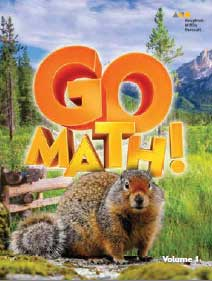 Go to Go Math! Grade 4 Homeschool Package 9780544875043 by Houghton Mifflin Harcourt