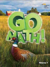 Go to Go Math! Homeschool Package for Fifth Grade 9780544875050