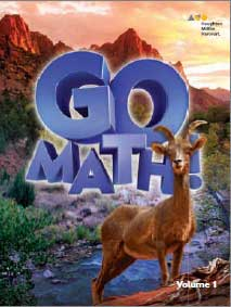Go to Go Math! Grade 6 Homeschool Package 9780544875067 by Houghton Mifflin Harcourt
