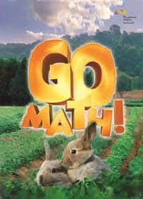 Go Math! Kindergarten Homeschool Package 9780544875005 By Houghton Mifflin Harcourt