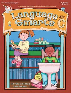 Language Smarts Level C for 2nd Grade.
