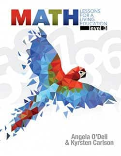 Master Books Math Courses 1-12.