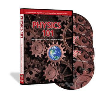 Physics 101 DVD by Westfield Studios 9781495162817