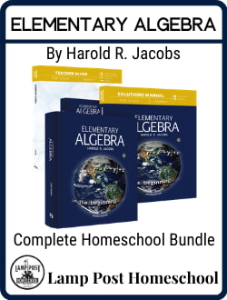 Jacobs Elementary Algebra and Geometry.