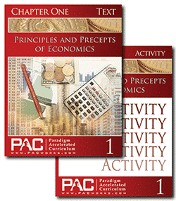 Go to Paradigm Principles & Precepts of Economics by PacWorks