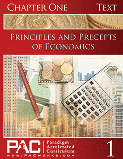 Paradigm Economics Text Booklet Set (Print).