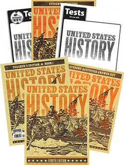 United States History Homeschool Kit 283911
