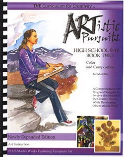 High School Book 2 Color and Composition by Brenda Ellis 9781939394095