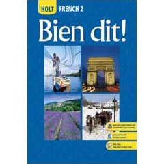 Bien dit! French 2 Homeschool Package