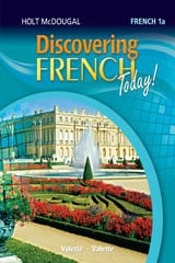 Discovering French 1A