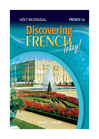 Discovering French Today! Online Premium Add-on Package Level 1A.