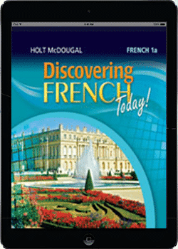 Discovering French Today Online Student Edition 1A.