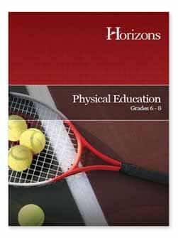 Horizons Physical Education 6-8.