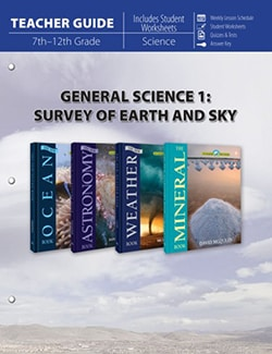 General Science 1: Survey of Earth and Sky Teacher