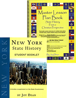 New York State History From A Christian Perspective Set