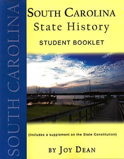 Go to South Carolina State History From A Christian Perspective Student Booklet by Joy Dean