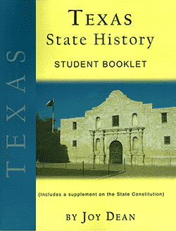Texas State History From A Christian Perspective