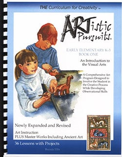 Artistic Pursuits Curriculum.