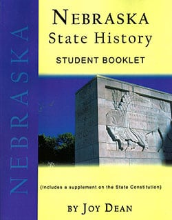 Nebraska State History From A Christian Perspective Student Booklet