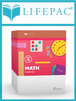 LIFEPAC Mathematics K-12.