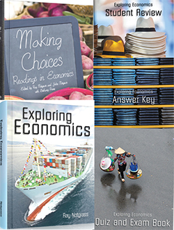 Exploring Economics Set.