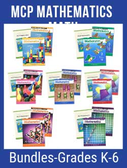 MCP Mathematics Kits K-6.