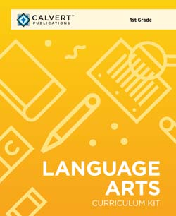 Calvert Language Arts 1 Kit