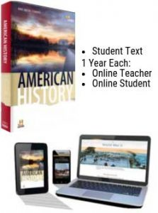 HMH American History Homeschool Package.