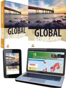 HMH Global Geography 2019 Kit.