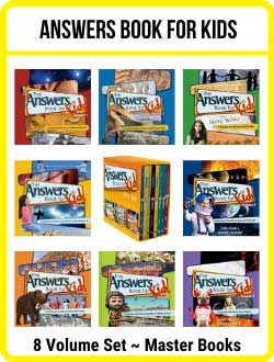 Answers Books for Kids Set.