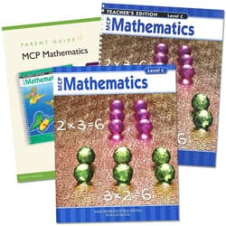 MCP Math C Homeschool Kit, 2005C Ed.