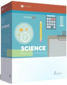 LifePac 2nd Grade Science Set.