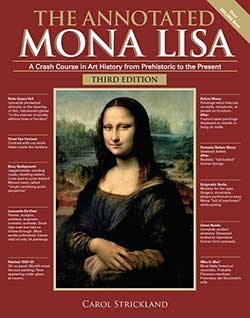 Go to Annotated Mona Lisa, 3rd Edition by Carol Strickland, Ph.D. 9781449482138