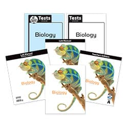 BJU Press Biology Kit