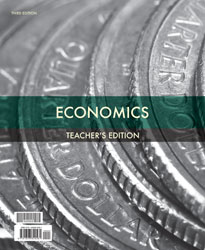 Economics Teacher's Edition 3rd Edition by BJUPress 9781606829561