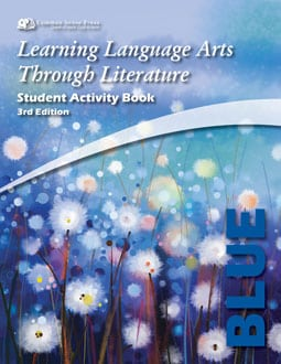 Blue Book Learning Language Arts Through Literature 1.