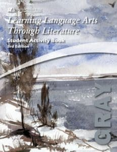 Go to The Gray Book Learning Language Arts Through Literature 3rd Edition