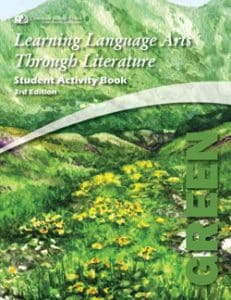 Go to The Green Book 3rd Edition, Learning Language Arts Through Literature Grade 7 by Common Sense Press